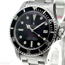 Rolex Vintage SeaDweller Double Red Mark-III Ref-1665 Stainles...