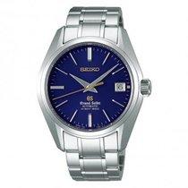 Seiko Grand Seiko High Beat GMT Blue Dial