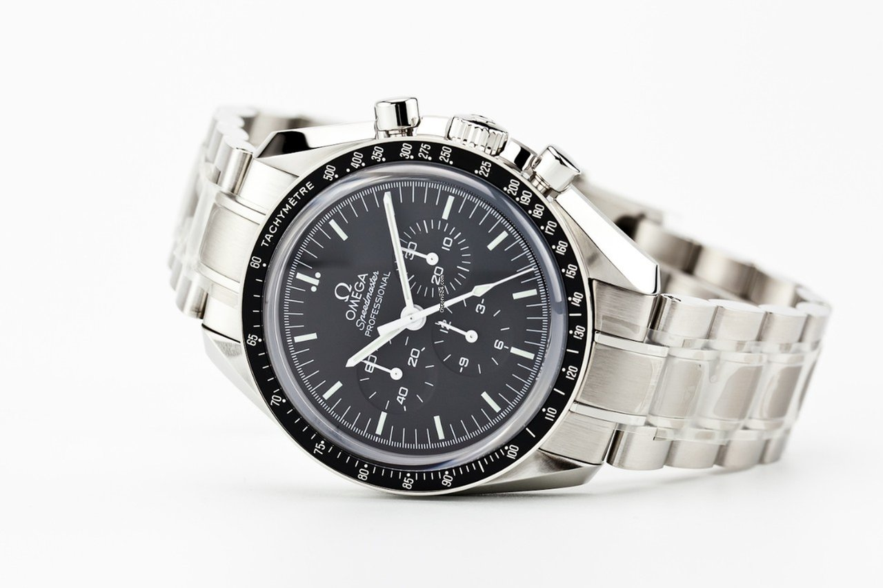 Omega Authorized Dealer >> Omega Speedmaster Moonwatch Sapphire Factory Warranty New