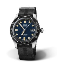 Oris Divers Sixty Five Steel