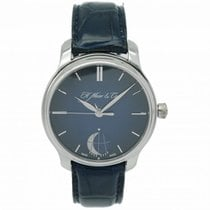 H.Moser & Cie. Platinum 41mm Manual winding 348.901 pre-owned
