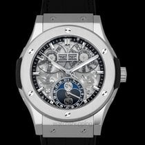 Hublot Classic Fusion Aerofusion Titanium 42mm Transparent United States of America, California, San Mateo