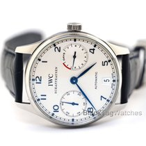 IWC Portuguese Automatic pre-owned 42.3mm Steel