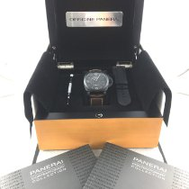 Panerai Luminor 1950 3 Days GMT Automatic PAM 00441 pre-owned