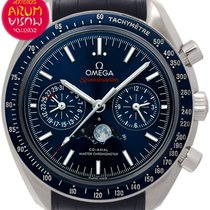 Omega Speedmaster Professional Moonwatch Moonphase Acero 44mm Azul Sin cifras España, Madrid