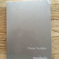 Jaeger-LeCoultre Master Tourbillon 2006 rabljen