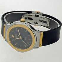 Hublot Classic Gold/Stahl 36mm Schwarz Arabisch Deutschland, Augsburg