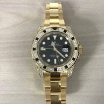 Rolex 116758SANR Yellow gold 2019 GMT-Master II 40mm new United States of America, New York, New York