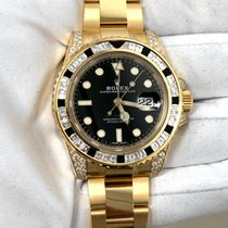 Rolex 116758SANR Yellow gold 2019 GMT-Master II 40mm new