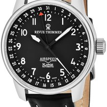 Revue Thommen Steel Automatic 16050.2537 new United States of America, New York, Brooklyn
