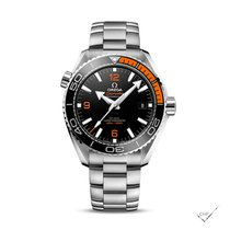 Omega Seamaster Planet Ocean Steel 43.5mm Black Arabic numerals United States of America, Iowa, Des Moines