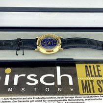Hirsch Steel 35.5mm Quartz pre-owned