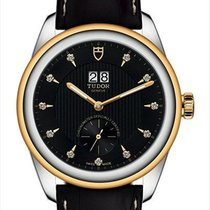 Tudor Glamour Double Date 57103-0022 new
