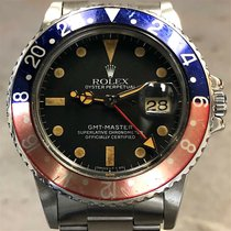 Rolex GMT-Master 16750 Very good Steel 40mm Automatic United States of America, Texas, Dallas