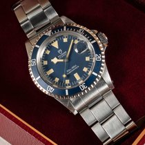 Tudor Submariner 94110 Vintage 1982 pre-owned