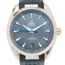 歐米茄 Seamaster Aqua Terra 鋼 41mm 藍色