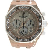 Audemars Piguet Royal Oak Offshore Lady Rose gold United States of America, New York, New York