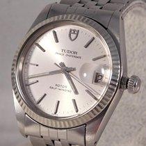 Tudor Prince Oysterdate 34mm Silver United States of America, Michigan, Warren