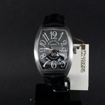 Franck Muller Steel 39mm Automatic 8880 C BR pre-owned
