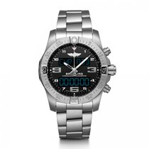 Breitling Exospace B55 Connected Titanium 46mm Black United States of America, Florida, Miami