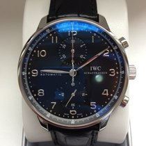IWC Portugieser Chronograph Auto. IW371447 Inzahlungnahme mögl.