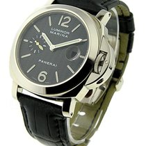 Panerai PAM00180 PAM 180 - Luminor Marina Automatic in White...
