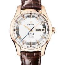 Omega 431.63.41.22.02.001 De Ville Hour Vision Annual Calendar...