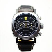 Panerai Chronograph Automatic pre-owned Ferrari