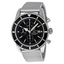 Breitling A13320 Steel 2016 Superocean Héritage Chronograph 46mmmm new United States of America, New York, New York