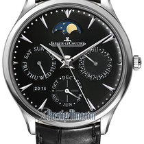 Jaeger-LeCoultre Master Ultra Thin Perpetual Steel 39mm Black United States of America, New York, Airmont