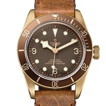 Tudor Aluminum Automatic 43mm new Black Bay Bronze