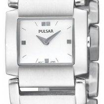 Pulsar Reloj de dama 24.6mm Cuarzo nuevo Reloj con estuche y documentos originales