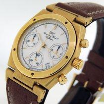 IWC Ingenieur  Chronograph 3733 18k Yellow Gold NOS