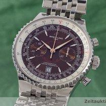 Breitling Navitimer Montbrillant Legende Chronograph Automatik...