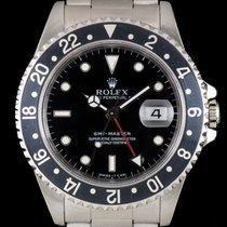 Rolex GMT-Master Steel Black Bezel 16700