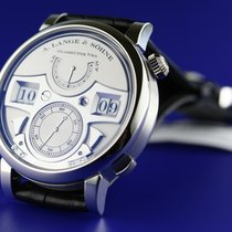 A. Lange & Söhne Zeitwerk Striking Time Unworn  production of...
