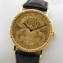 Corum Twenty Dollar Coin Watch 20$ Automatic Herrenuhr Münzuhr