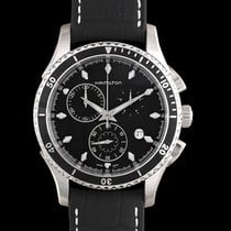 Hamilton Jazzmaster Seaview Steel 44mm Black United States of America, California, San Mateo