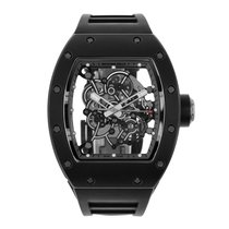 リシャール ミル Black Bubba Watson Titanium Limited Edition Watch RM055