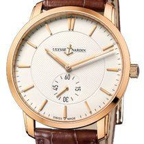 Ulysse Nardin Classico Yellow gold 39mm