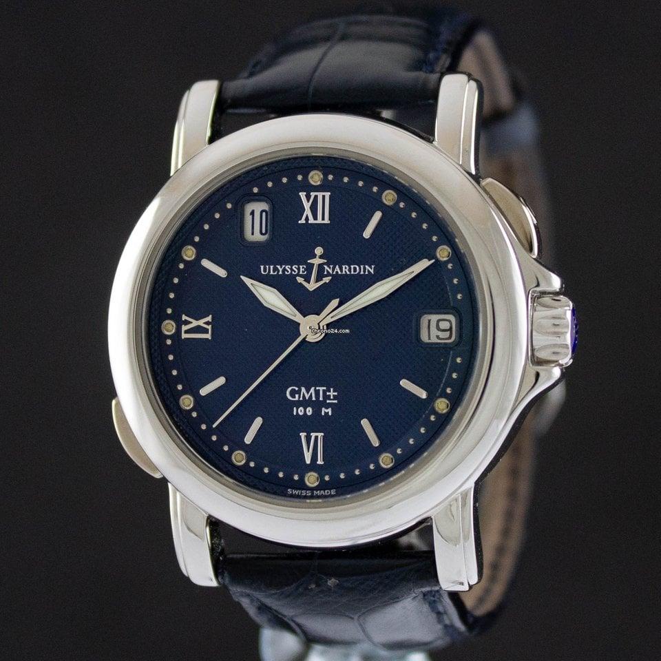 ed23ba49989c Relojes Ulysse Nardin - Precios de todos los relojes Ulysse Nardin en  Chrono24