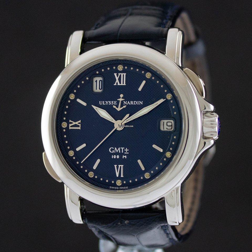 f058d77ea28c Relojes Ulysse Nardin - Precios de todos los relojes Ulysse Nardin en  Chrono24