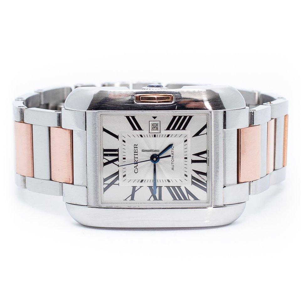 363f0460a3b Preços de relógios Cartier