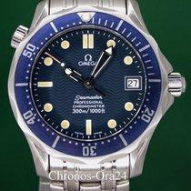 Omega 2551.80.00 Stahl Seamaster Diver 300 M 36mm