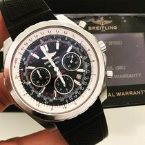 Breitling A25365 Acél Bentley Motors 47mm 0161dd457d
