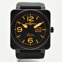 Bell & Ross BR 01-96 Grande Date Steel 46mm Black United States of America, Florida, Miami