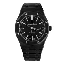 Audemars Piguet Royal Oak Selfwinding Steel 41mm Black