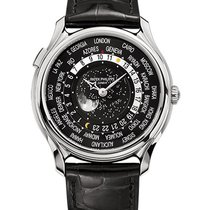 Patek Philippe World Time 5575G-001 2014 usados