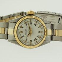 Rolex Oyster Perpetual Acero y oro