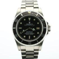 Rolex Sea-Dweller Acier 40mm Noir Sans chiffres Belgique, bruxelles